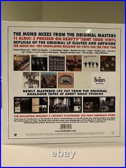 The Beatles in Mono Vinyl Box Set (11 Albums + 108 Page HC Book, Sep 2014) EU