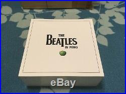 The Beatles in Mono Vinyl Box Set (11 LPs, Sep 2014) New, unopened