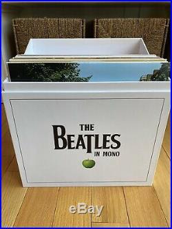 The Beatles in Mono Vinyl Box Set (14 Discs, Sep 2014)