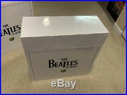The Beatles in Mono Vinyl Box Set (14 Discs, Sep 2014) VERY NICE