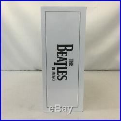 The Beatles in Mono Vinyl Box Set 14 Discs Slipcased