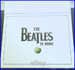 The Beatles in Mono Vinyl Box Set 14 LP 180g New 2014