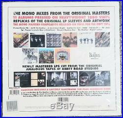 The Beatles in Mono Vinyl Box Set 14 LP 180g New Sealed 2014
