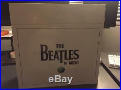 The Beatles in Mono Vinyl Box Set 14 LP 180g Vinyl Box Set