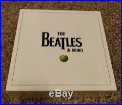 The Beatles in Mono Vinyl Box Set 14 LP 180g Vinyl Box Set limited edition NM/M