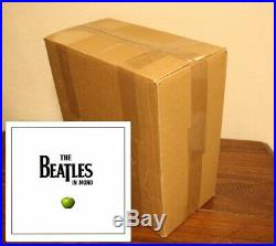 The Beatles in Mono (Vinyl Box Set) Brand New Sealed in Shipping Box 14 LPs