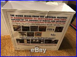 The Beatles in Mono Vinyl Box Set Limited Edition (14 LP's, Sep 2014)