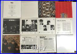 The Beatles in Mono Vinyl Box Set No 9022679 (14 Discs, Sep 2014)