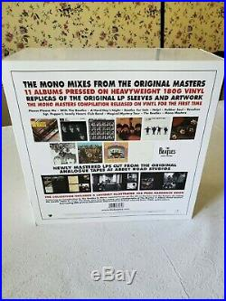 The Beatles in Mono Vinyl Box Set Original Audiophile Owner