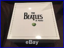 The Beatles in Mono Vinyl Box Set by The Beatles Vinyl, Sep-2014, 14 Discs, C