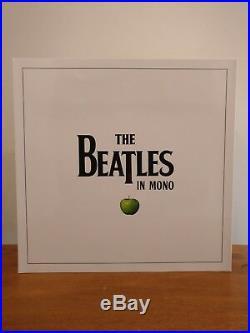 The Beatles in Mono Vinyl LP Box Set (2014)
