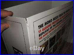The Beatles in Mono Vinyl LP Box Set Brand New OOP