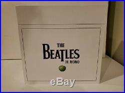 The Beatles in Mono Vinyl LP Box Set Complete! Mostly Sealed