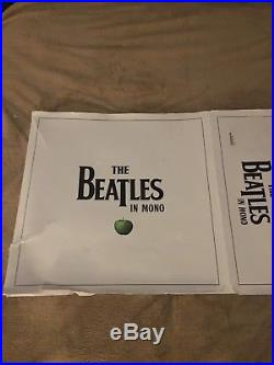 The Beatles in Mono Vinyl LP Box Set NEW (See Details)
