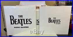 The Beatles in Mono Vinyl Records Box Set Remastered Limited Edition Excellent