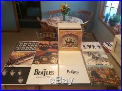 The Beatles in mono vinyl box set 14 discs