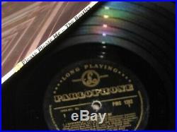 The Beatles vinyl lp Please Please Me mono PMC 1202 1st Black Gold Dick James