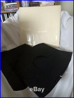 The Beatles vinyl lp White Album, No EMI MONO Album No 0286113. Wide Spine. 1968