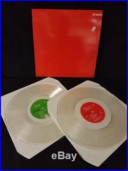 The Fireman Strawberries Oceans Ships Paul Mccartney Clear Dbl Vinyl Beatles