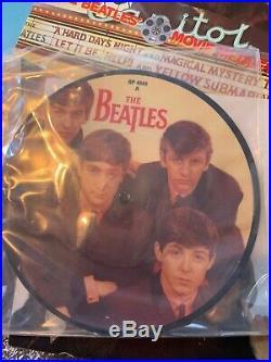 The Singles Box Set Box by The Beatles (Vinyl, Nov-2011, Apple Records)
