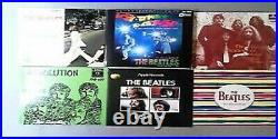 The Singles Collection by The Beatles (Vinyl, Nov-2019, Capitol) USED