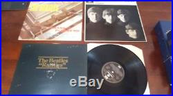 The beatles collection BC-13 box set of 14 vinyl LPs OC162-53163/53176