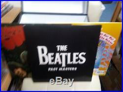 The beatles stereo vinyl box set album black rare 180g LPs records