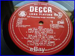 VA At The Cavern Vinyl LP Beat Compilation UK 1st Decca EX+/NM Beatles Related
