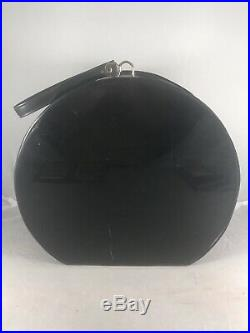 VINTAGE 1960's THE BEATLES VINYL AIR FLITE BLACK TRAVEL CASE