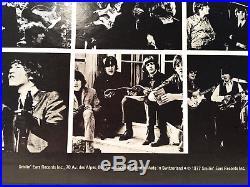Very Rare The Beatles Beatles'66 Live Bootleg 33 Vinyl Lp Record Excellent Plus