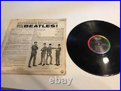Vintage BEATLES Vinyl Record Lot Sargent Peppers Hard Days Night Help Revolver