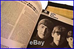 Vintage Original Beatles The Collection Numbered Vinyl Box Set