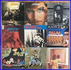 Vinyl Schallplatten Sammlung Beatles Rolling Stones Jane Krautrock Rock Jazz Pop
