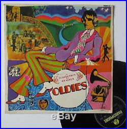 Vinyle 33T The Beatles A collection of Beatles Oldies MONO 1st UK XEX 619-1G