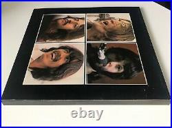 Vtg 1970 The BEATLES Album LET IT BE Vinyl BOX SET 1st Press Lp SOAL-6351 OG EUC