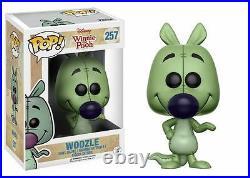 Winnie the Pooh 6 Figuren Set Puuh Disney POP! #252 #257 Vinyl Figur Funko